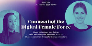 Connecting the digital female force