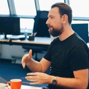 Searchtalent Benjamin Visser, CEO